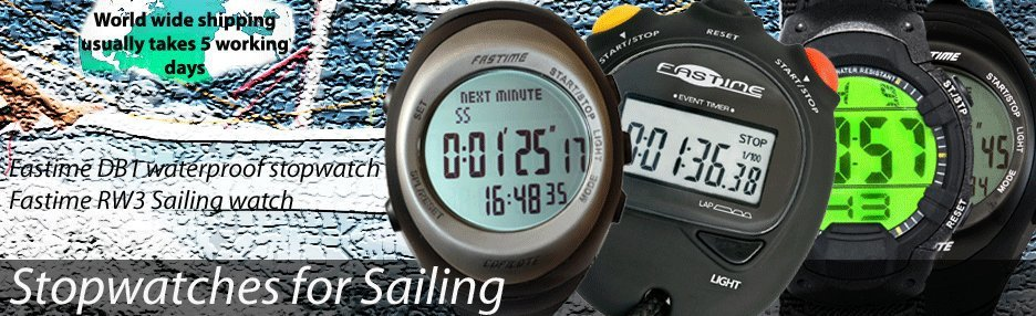 Sailing Stopwatches