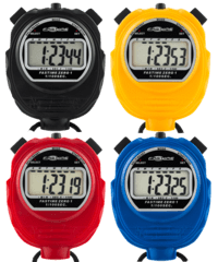 Fastime 01 Pack of 4 Stopwatch for under £10