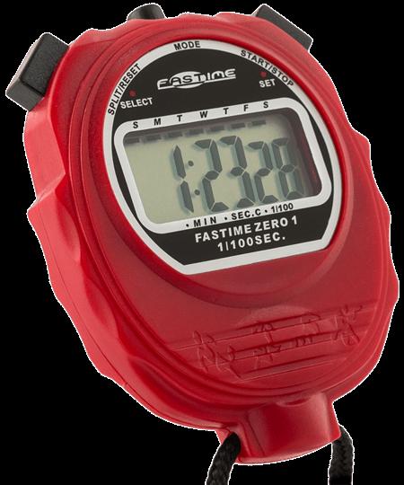 Economy single display  stopwatch.