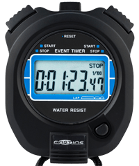 Fastime 3 Team Sport Stopwatch with Time Out Function