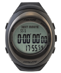 Fastime Copilote Watch GM Fastime Digital Sports Watch
