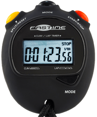 Stopwatch for Swimming - Fastime DB2