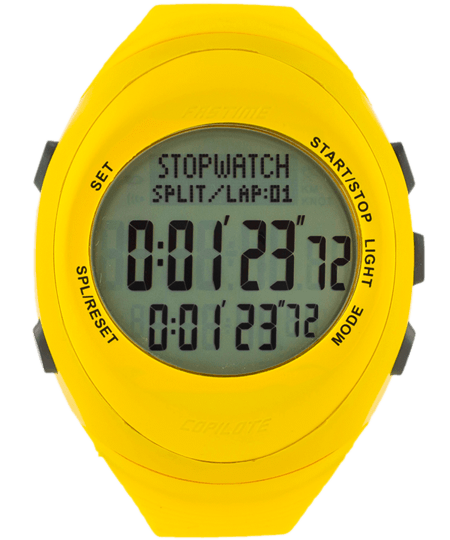 Sailing Watch With Prestart Options
