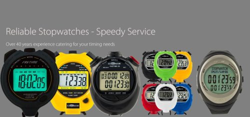 AST Stopwatches - The Stopwatch Specialists