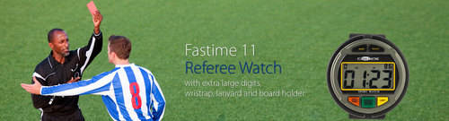 Referee Stopwatches
