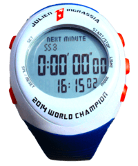 Copilote 2014 World Champion Watch Fastime Copilote WRC World Champion