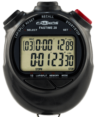 Fastime 20 Stopwatch for Rally