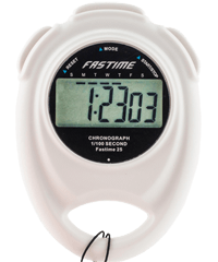 Fastime 25 Stopwatch for Motorsport