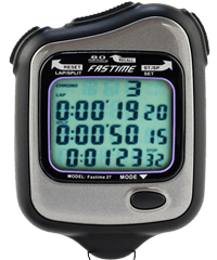 Stopwatch for Between £21-£30 - Fastime 27 - 80 Lap Memory