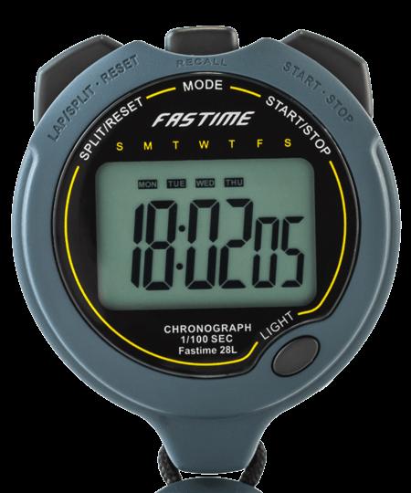 Professional Chronomètre simple d'affichage avec rétro-éclairage