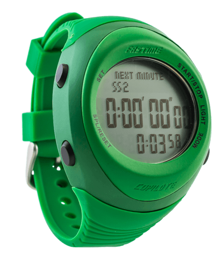Fastime Copilote Watch Green