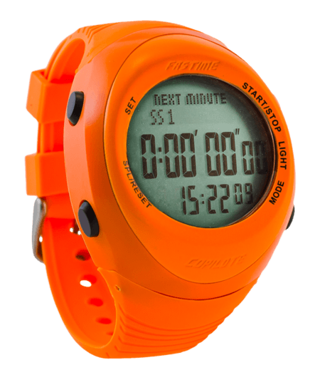 Fastime Copilote Watch Orange