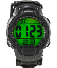 Fastime SW3 Individual Pursuit Wristwatch